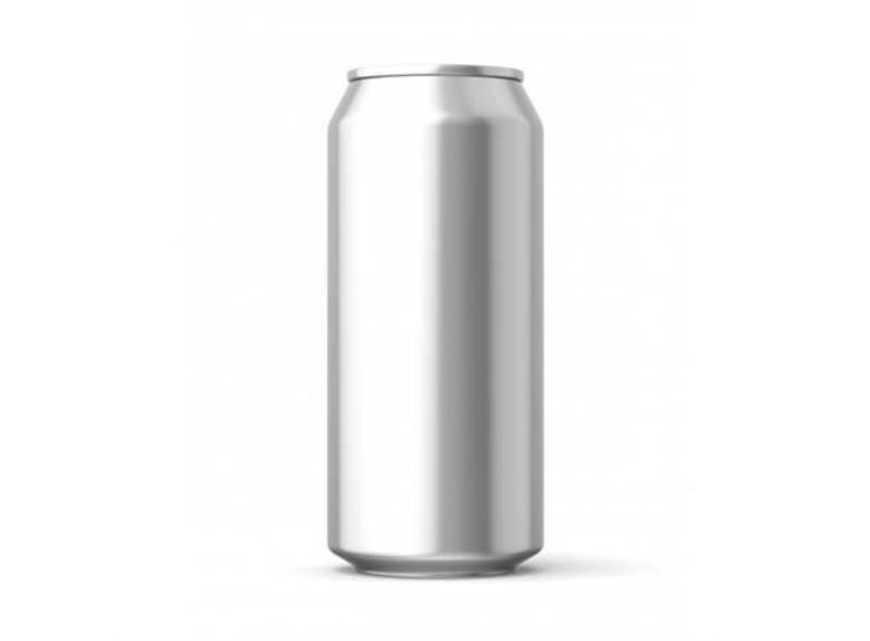 Boks 440ml sølv - 24stk