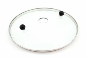 Bilde av Glasslokk med håndtak